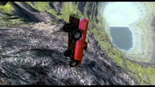 Beam NG DRIVE - Очень быстрый пикап