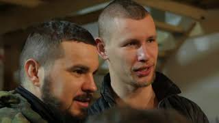 Бои Белых Воротничков на БоксТВ 1 серия