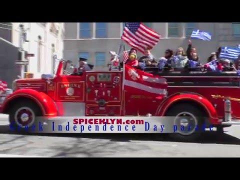 Greek Independence Day parade 2016