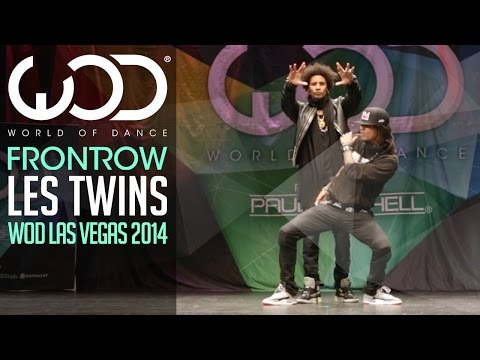 Les Twins | FRONTROW | World of Dance Las Vegas 2014 #WODVEGAS