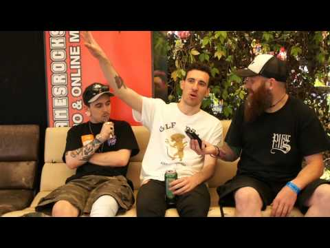 Blood Youth GhostFest Interview 2015