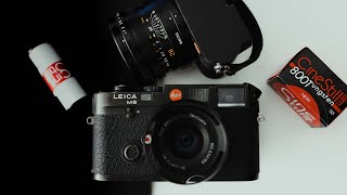 Is the Leica M6 for you?