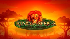 Live Play On King Of Africa Slot Machine