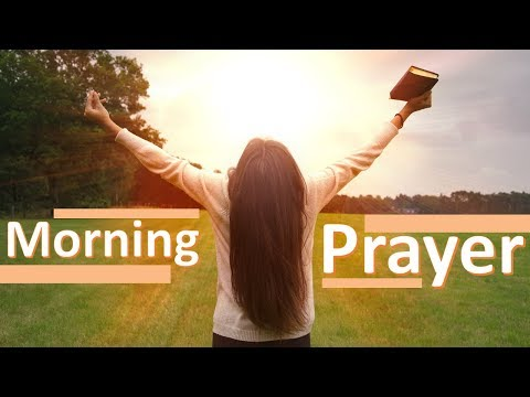 I'M HUNGRY FOR GOD - PSALMS 42 - MORNING PRAYER