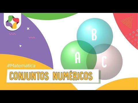 Conjunto de Números Naturales, Enteros, Racionales, Irracionales, Reales y Complejos