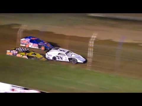 Dog Hollow Speedway - 10/21/17 E-Mod Heat Race #1