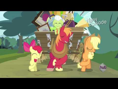 Apples to the Core (w/ reprise) - MLP FiM - Apple Family + Pinkie Pie (song+mp3)[HD]
