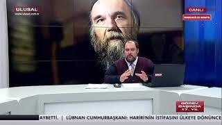 Aleksandr Dugin (Rusya özel temsilcisi) ve Vatan Partisi