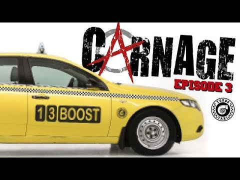 CARNAGE Episode 3: Turbo Taxi - Part 3