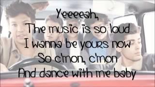 One Direction - Cmon, Cmon Lyrics.mp3