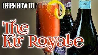 Kir Royale | AJ, Barmen nasıl