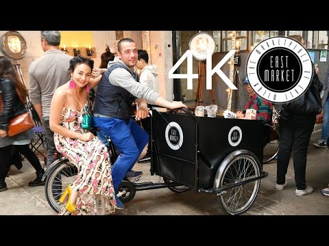 S1 - E1 - The Lovely People From East Market Milano