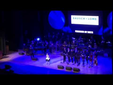"ANGELICA HALE - NEW SONG ""WHAT COLOR IS THE WIND"" HD - LIVE ROCHESTER"
