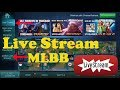 Cara Live Stream di Game Mobile Legends 1080 HD
