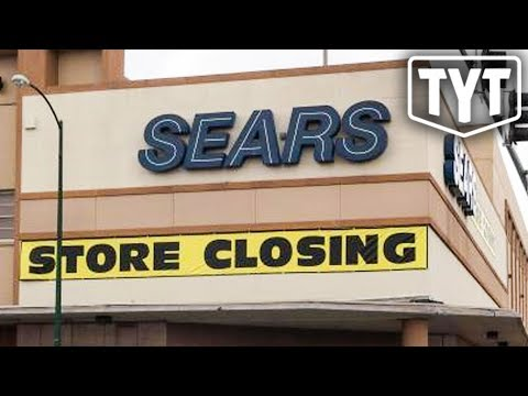 Why Sears Bankruptcy Should Outrage You
