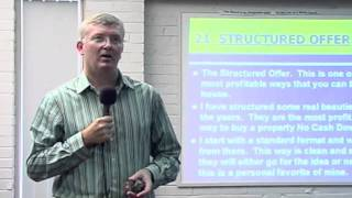 The Property King-Sean Summerville How to Structure your Offer Part 21