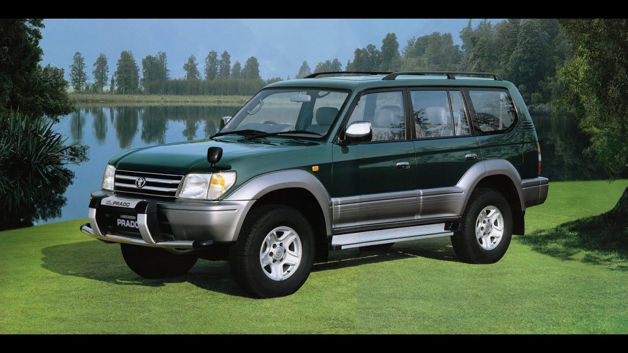 toyota land cruiser prado 1996 hd youtube. Black Bedroom Furniture Sets. Home Design Ideas