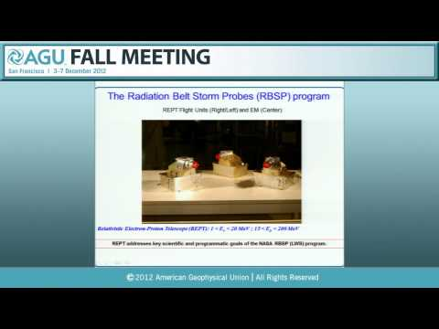 Van Allen Lecture: SM34A. Magnetospheric Exploration: Basic Research with a High Public Purpose