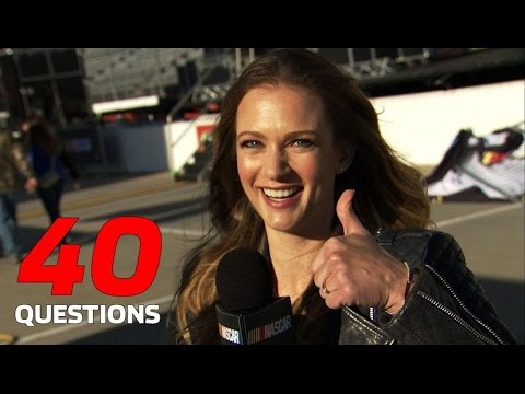 40 Questions with 'Criminal Minds' actress AJ Cook