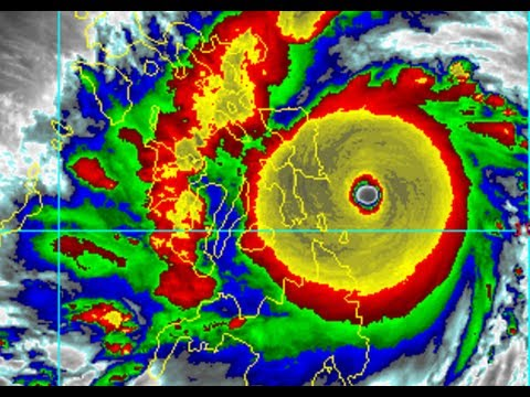 Super Typhoon HAIYAN (YOLANDA) in Tacloban City, Philippines (2013) Travel Video