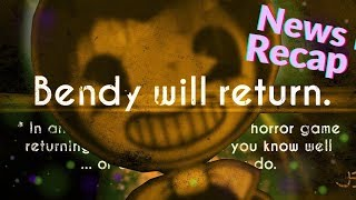 New Bendy Game is Episodic + 2nd 'Howdy' Teaser Analyzed! (Bendy News Recap)