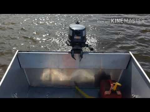 1048 Jon boat built from scratch