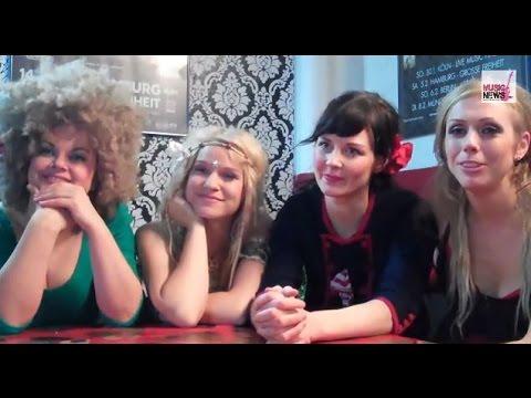 Katzenjammer   Interview   22nd Nov 2011   Music News