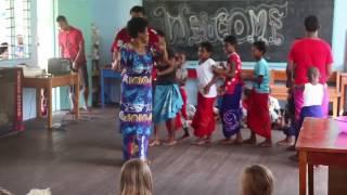 TOTOYA ISLAND SCHOOL VISIT, FIJI