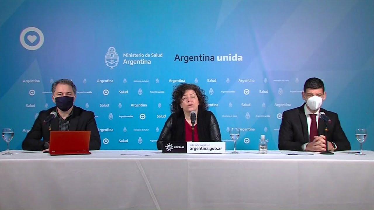 Informan 52 nuevos fallecimientos y son 8.971 los muertos por coronavirus en la Argentina
