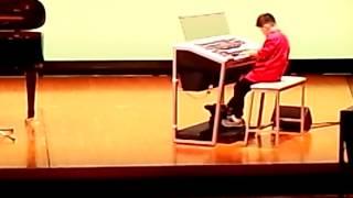 ジッパディードゥーダー 小3エレクトーン発表会 幼児科終了で辞めて、...