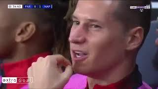 PSG vs Napoli 2- 2   24/10/2018 RESUMEN,JUGADAS,GOLES,ASISTENCIAS