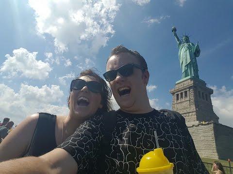 Daisy & Robbin in New York City - September 2015