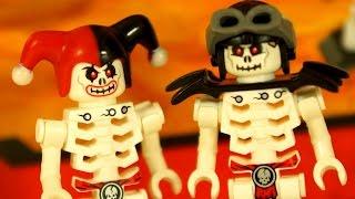 Лего Ниндзяго Робот Спасатель 70592 + Мультики - Видео Обзор на русском - Lego Ninjago 2016