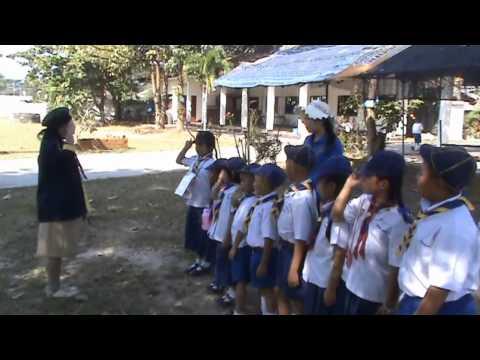ลูกเสือสำรอง Day Camp 2555