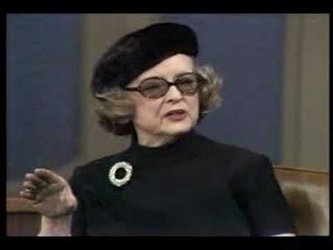 Bette Davis talks about Gladys Cooper & Claude Raines