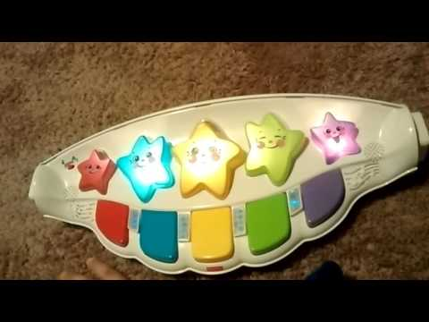 Fisher Price Sparkling Symphony Piano Part 2