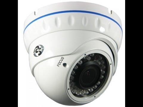 Установка систем видеонаблюдения в Новокузнецке