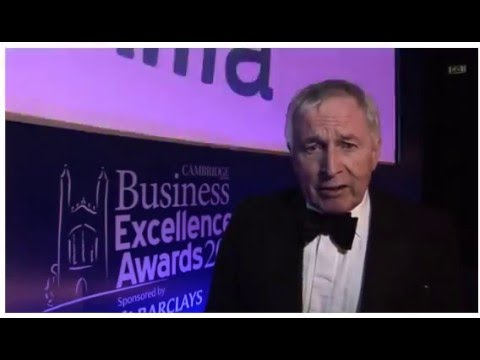 Jonathan Dimbleby summarises the Cambridge News Business Excellence Awards 2016