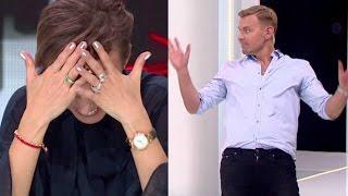 Tego nie było w odcinku :) Dawid Woliński i Marcin Tyszka zatańczyli na castingu do