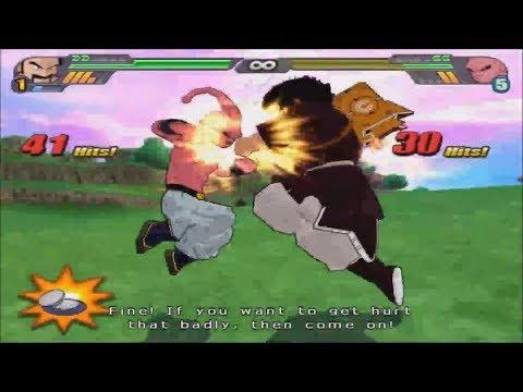 [TAS] (Wii) Dragon Ball Z: Budokai Tenkaichi 3 - Dragon Story (All Main Sagas, Hard Mode)