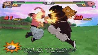 [TAS] (Wii) Dragon Ball Z: Budokai Tenkaichi 3 - Dragon Story, Hard Mode