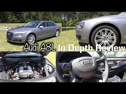 Here's a $80,000 Audi A8L from 2013 ( Review by: Chad Dolbier )