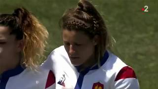 France - NZélande [Rugby Féminin//Super Series] 2019