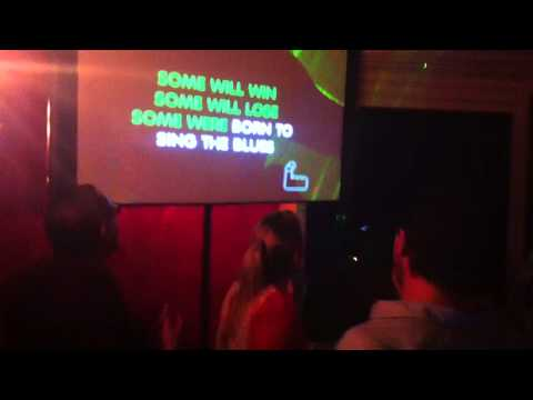 Karaoke: Don't Stop Believing (Office Party @ Sugarcane Raw Bar)