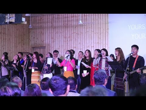 Joint Advent Christmas Worship full Program-2017 ZCF Delhi