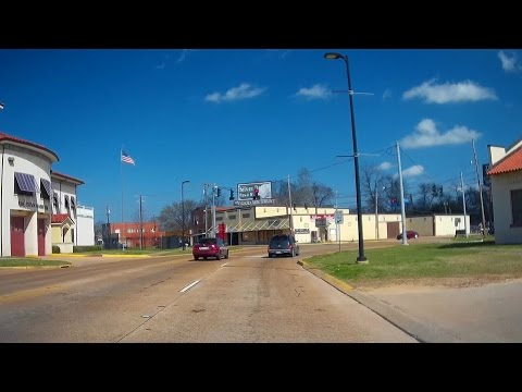 City Drive #001 - Alexandria, Louisiana