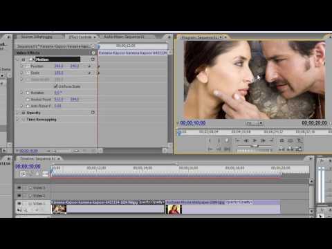 Making video Using Adobe Premiere CS3