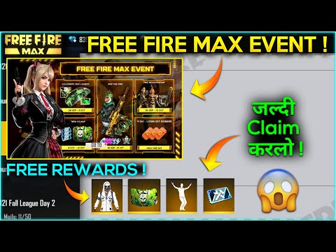 Free Fire Max Event Rewards | Free Fire New Event | 28 September New Event | FF New Event