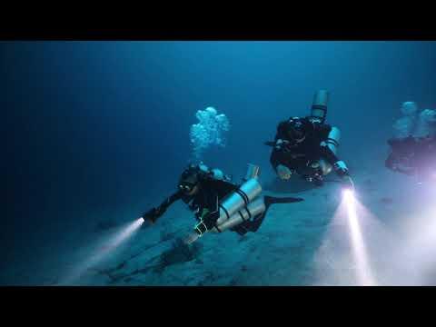 100米深潛 - 100m dive in Cebu