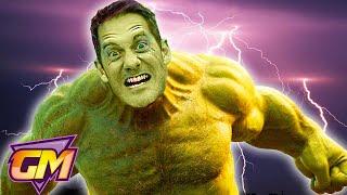 Hulk Transformation - Hulk Dad Goes Insane!!